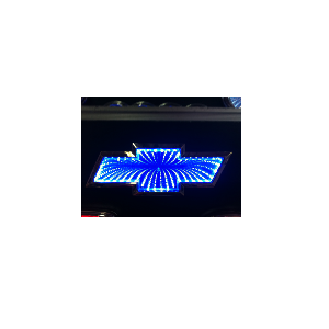 3D Emblem CHEVROLET 17.0 cm x 5.5 cm